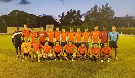 Malgrat no haver començat amb bon peu la temporada, el club del Pallars espera afermar la permanència en el debut després d'ascendir.