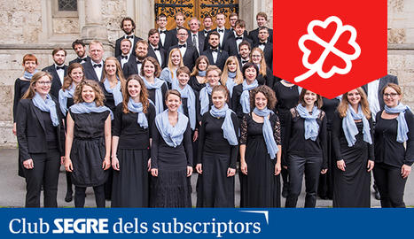 El Cor de Cambra de la Hochschule für Musik Franz Liszt de Weimar.