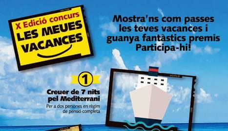 El Participa i Guanya Les meues vacances arriba a la desena edició.