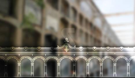 La Paeria només demolirà la caixa dels nínxols i preservarà l'estructura de Santa Cecília