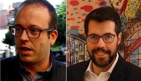 Marc Solsona i Albert Batalla.