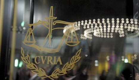Imatge de Tribunal Superior de Justícia de la Unió Europea.