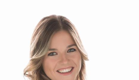 Rut Camí, nova presentadora del clàssic 'El marcador'.