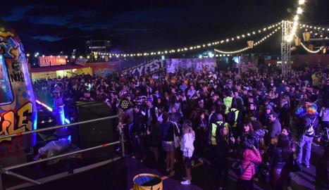 Unes 1.500 persones a l'SkyFest de l'aeroport de la Seu d'Urgell