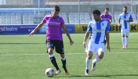 El Lleida continua invicte