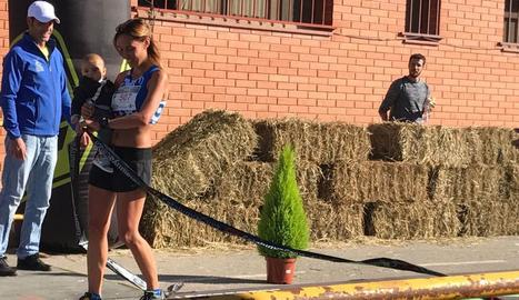Antoni Carulla i Eva Ribalta s'imposen a la Cursa de la Vaca