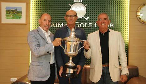 La presentación de la segunda Raimat Golf Club.