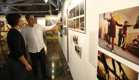 L'exposició del vintè aniversari de L'Intèrpret pot visitar-se a l'IEI fins al 22 d'octubre.