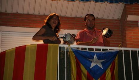 VÍDEO. Cassolades a Lleida i comarques