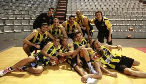 L'equip lleidatà, que la temporada passada va estar a prop de pujar a la LEB Plata, afrontarà la cinquena etapa consecutiva a la Lliga EBA.