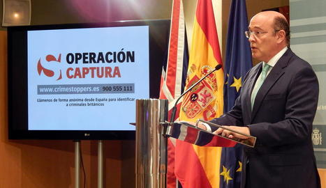 Imatge d'arxiu del coronel de la Guàrdia Civil Diego Pérez de los Cobos.