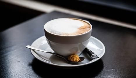 Una tassa de cafè