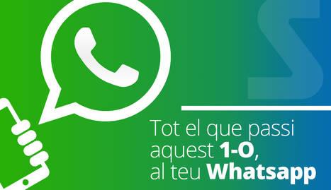 Apunta't al Canal SEGRE de Whatsapp!