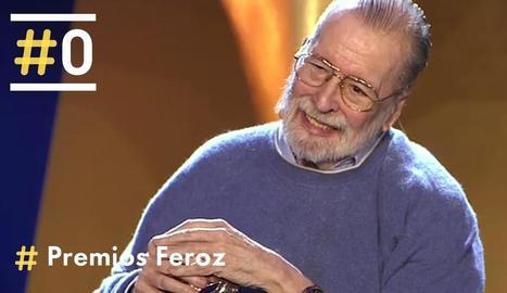 Ibáñez Serrador, premi Feroz 2017.