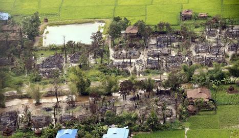 L'onada de violència a Birmània causa més 150 morts en un dia