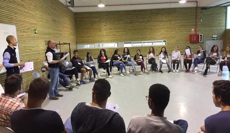 Els participants en una edició passada de la iniciativa.