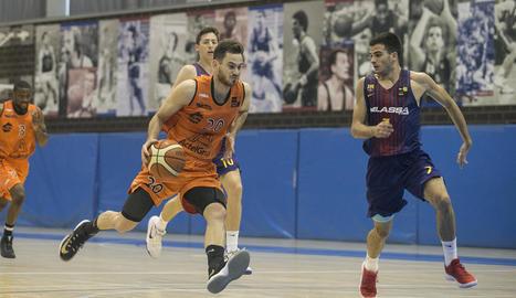L'Actel Lleida debuta amb derrota