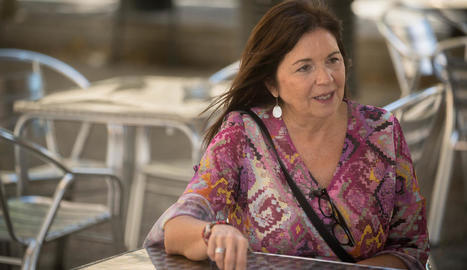 """Pilar Sierra: """"Tot i el que han viscut, els refugiats no perden l'esperança de tirar endavant"""""""
