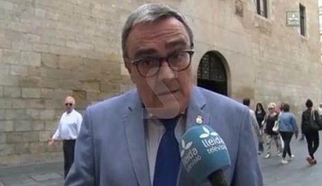 Ros, en declaracions a Lleida TV