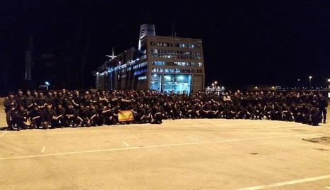 La Policia Nacional