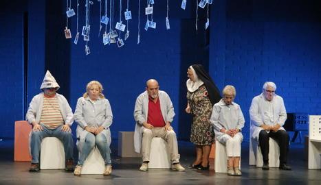 Teatre sobre l'afectivitat i la sexualitat de les persones grans