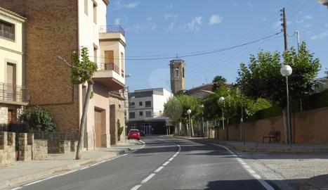 Vista de Castellserà.