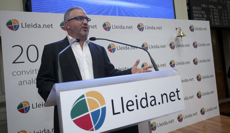 Lleida.net trasllada la seva seu social a Madrid
