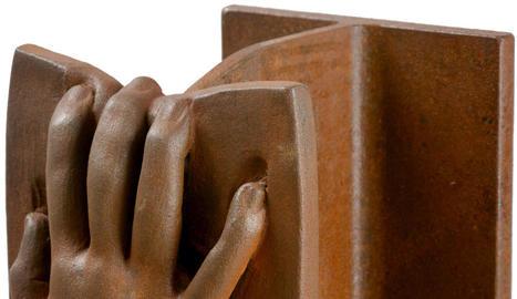 botareny. L'escultura eòlica que es va fer viral a internet després de ser destacada a Facebook per Yo también fui a EGB.