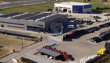 Una empresa de Saragossa trenca relacions amb una de Lleida pel procés