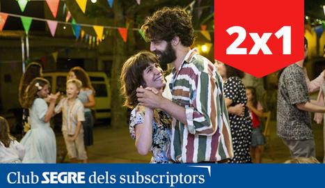 Fotograma de la pel·lícula catalana 'Estiu 1993'.