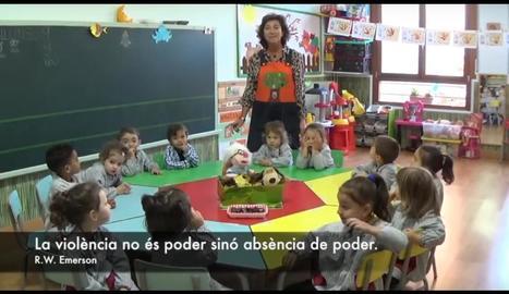 El vídeo del col·legi Mare de Déu del Socós està penjat a YouTube.