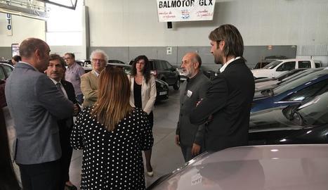Firauto de Balaguer preveu un bon nombre de vendes