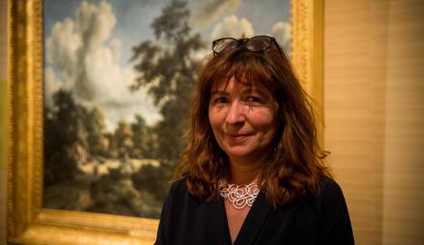 comissària. L'exposició és a càrrec de la hispano-suïssa Mayte Garcia-Juillard.
