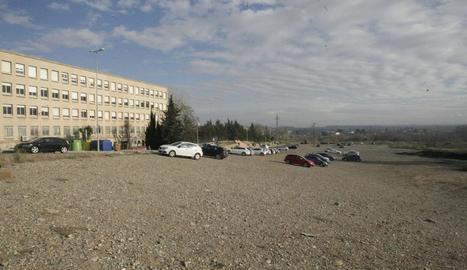 Gran Gardeny està previst al costat dels instituts del Camp Escolar.
