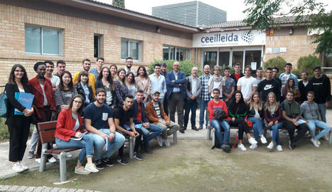 Més de 200 estudiants han passat pel CEEILleida en el que va d'any