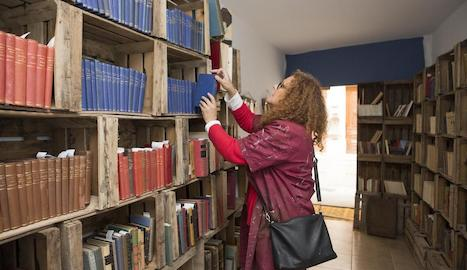 La llibreria Salí dedicada a llibres centenaris.