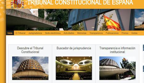 Anonymous bloqueja el web del Tribunal Constitucional en una campanya d'atacs cibernètics contra Espanya