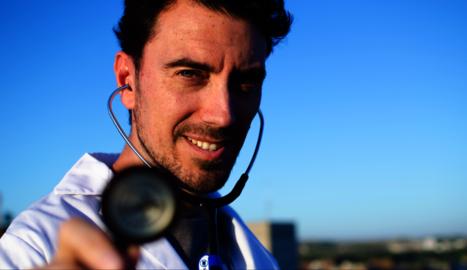 """Sergi Gòdia: """"Els metges hem de ser més tecnològics, acabar amb el Dr. Google i receptar Apps"""""""