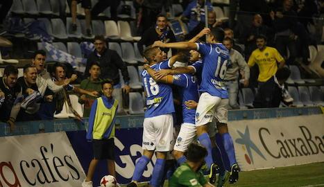 Remuntada èpica del Lleida (4-2)