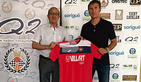 March dimiteix d'entrenador del Balaguer