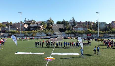 El Tàrrega presenta els seus 360 jugadors i vint-i-tres equips