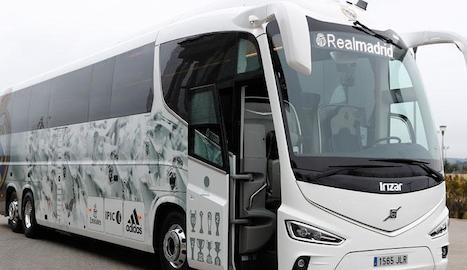 L'autocar que no es veurà a Girona.