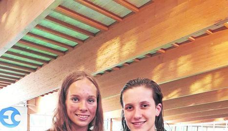 La Federació Espanyola convoca Cristina Garcia i Paula Juste