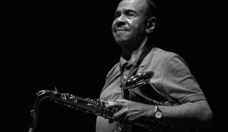 Benny Golson serà una de les estrelles d'aquest JazzTardor.