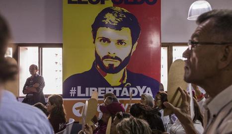 L'Eurocambra mostra el seu suport total a l'Assemblea veneçolana.