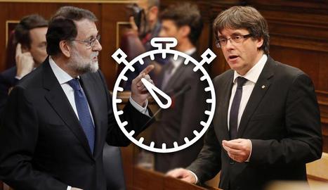 DIRECTE: Catalunya després del 155