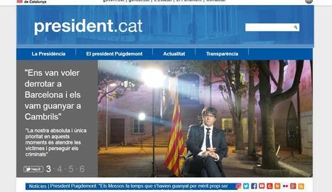 Una imatge de la pàgina