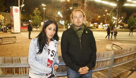 Detinguts dos lleidatans per un delicte d'odi contra la Guàrdia Civil