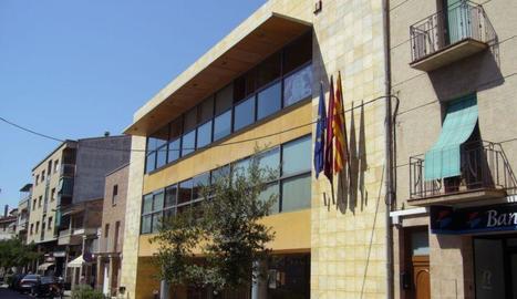El centre Lo Casino, al carrer Major, on s'actuarà.