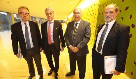 GlobaLleida va celebrar ahir comitè executiu i consell general.